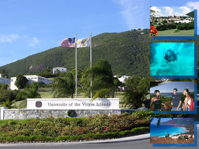 Programs Brochure Academic Programs Abroad - Map st thomas us virgin islands