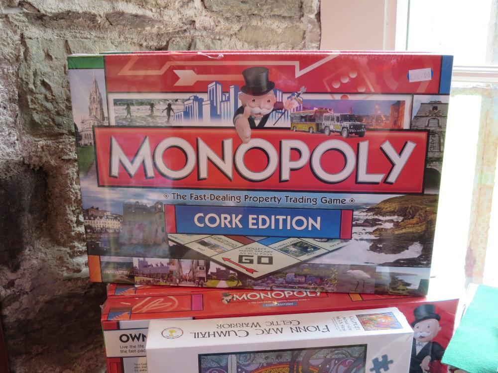 Monopoly Cork Edition